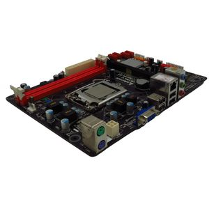 Biostar H61MLV VER 7.0 LGA1155 H61 Chipset Motherboard With I/O Shield
