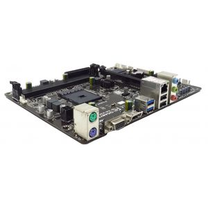 Gigabyte GA-AM1M-S2H REV 1.0 DDR3 Socket FS1B Motherboard with IO Shield