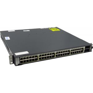 Cisco Catalyst WS-C3750E-48TD V01 48 Port Gigabit Switch