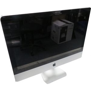 "Apple iMac A1311 21.5"" Core 2 Duo 3.06GHz 4GB Ram 500GB HDD SPARES (Yellow Tint)"