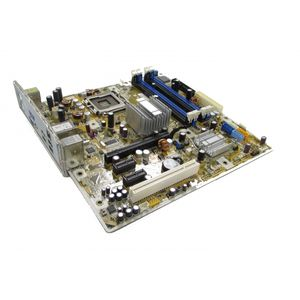 HP 462797-001 IPIBL-LB REV 1.01 LGA775 Motherboard With I/O Shield