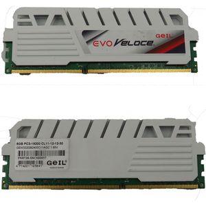 16GB (2x8GB) Geil Evo Veloce GEW332GB2400C11AQC 2400MHz DDR3 Desktop Memory