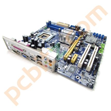 Foxconn 946GZ7MA-8KRS2H LGA775 Motherboard With BP