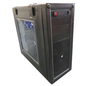 Custom Gaming PC - Intel i7-6700 @ 3.4GHz, Radeon R7 260X, 16GB DDR4, 256GB SSD
