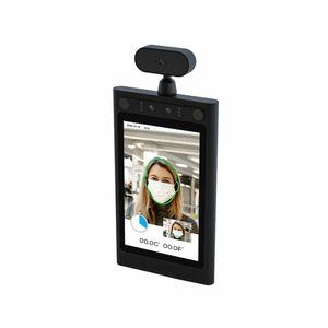"Silver Outform 8"" iDisplay Shop Digital Thermometer Read Desc"
