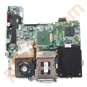 Dell Latitude D510 Motherboard + Pentium M 740 1.73 GHz Heatsink and Fan