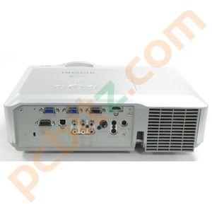 Hitachi CP-WX410 3LCD Projector 642 Lamp Hours Used