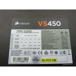 Corsair VS650 650W 75-001835 ATX Power Supply