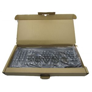 Lenovo 54Y9400 USB Keyboard - Black, US Layout - *OPEN BOX*