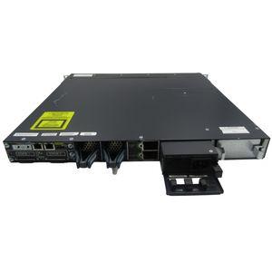 Cisco WS-C3750X-48P V01 48 Port Gigabit Ethernet Switch with C3KX-NM-1G Module