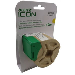 Leitz 70160015 Paper Label Cartridge 88mm (W) and 10m Long