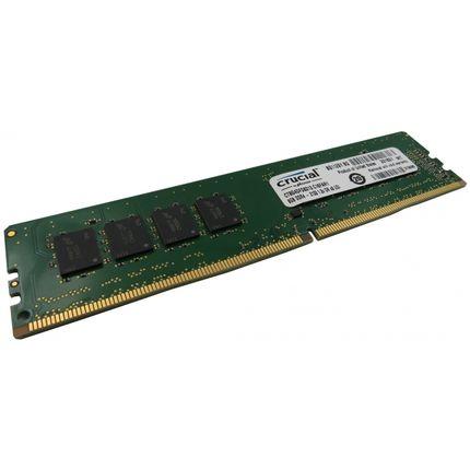 Crucial 8GB DDR4-2133Mhz Non ECC PC4-17000 Dual Rank CT8G4DFD8213.C16FAR1