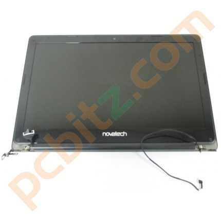 Novatech NNB-BX3438 Laptop Screen Complete lid with cables and hinges