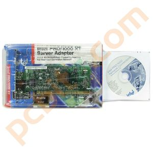 Intel Pro/1000 XT Server Adapter Ethernet LAN PCI-X Card
