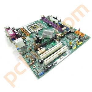 ECS RC410-M2 REV 2.1 LGA775 Motherboard No BP