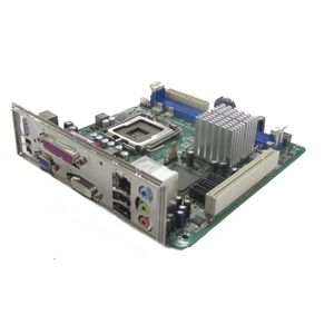 Intel DG41AN LGA775 Core 2 DDR3 G41 GMA X4500 Mini-ITX Motherboard w/ Backplate