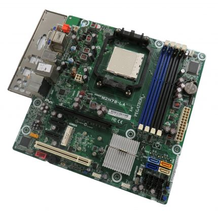 Pegatron M2N78-LA REV 6.01 HP 583366-001 Socket AM3 Motherboard With I/O Shield