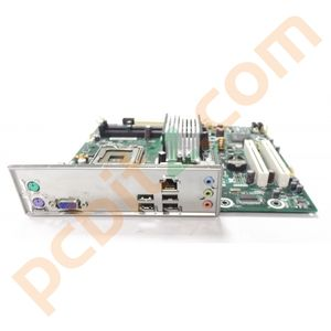 Intel DG31GL LGA775 Motherboard With BP