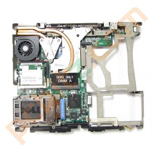 Dell Latitude D610 Pentium M 730 1.6GHz + Heatsink and Fan