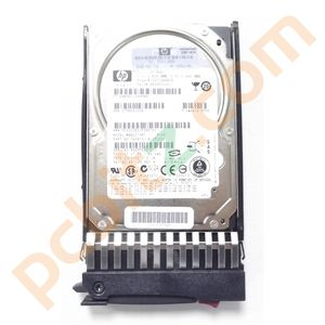 "HP DG072BABCE MBB2073RC 72GB 10K SAS 2.5"" Hard Drive With Caddy"