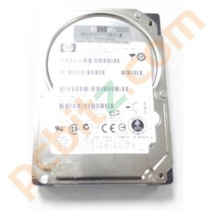 "HP DG072BABCE MBB2073RC 72GB 10K SAS 2.5"" Hard Drive"
