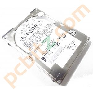 "Hitachi Travelstar IC25N040ATCS05-0 40GB IDE 2.5"" Laptop Hard Drive"
