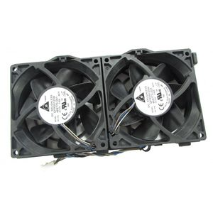 HP Workstation Rear Cooling Assembly 508064-001 with 2 x Fan 468773-001