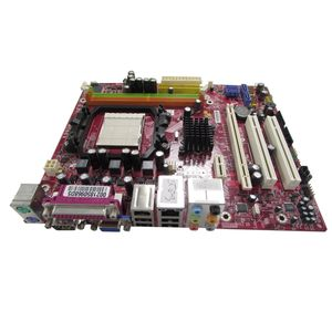 MSI K9NGM4 MS-7506 Ver 1.0 Socket AM2 Motherboard No BP