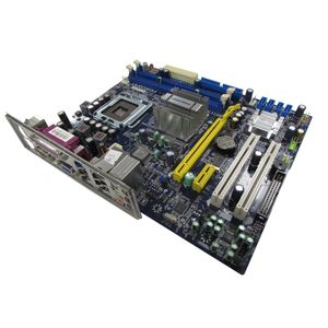 Foxconn 45CMX LGA775 Motherboard With BP