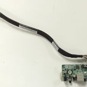 Dell PowerEdge R200 Front I/O Panel With Cable KM727