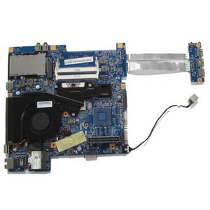 Acer Travelmate P643-M Motherboard with Heatsink and Fan