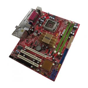 MSI G41M4 MS-7592 VER 1.0 LGA775 Motherboard With BP