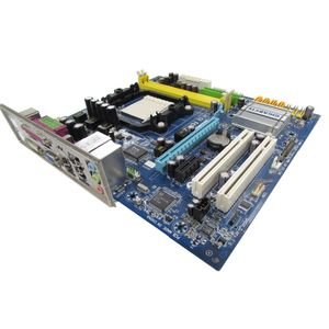 Gigabyte GA-M68SM-S2L REV 1.0 Socket AM2+ Motherboard With BP