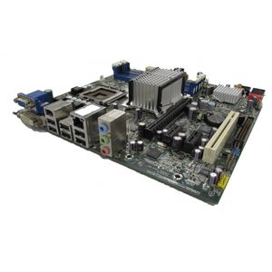 Intel DQ35JOE LGA775 Core 2 Q35 DDR2 GMA 3100 FireWire mATX Motherboard No BP