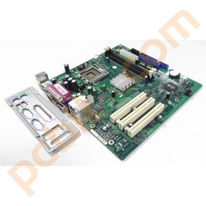 Fujitsu D2140-B11 GS 1 LGA775 Motherboard With BP