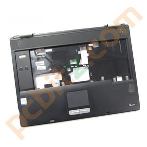 Toshiba Tecra A4 Palm Rest with Buttons and Hinge Cover