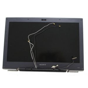 Sony Vaio VPCSB3S9E Complete Screen with Lid, Hinges, Bezel and Leads