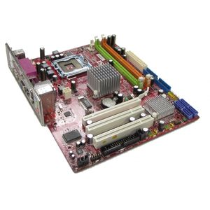 MSI G31M3 V2 MS-7529 VER 1.1 LGA775 Motherboard With BP