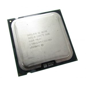 Intel Core 2 Quad Q8300 SLGUR 2.50GHz/4M/1333 Socket LGA775 CPU