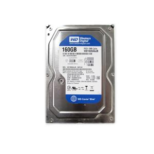 "Western Digital WD1600AAJB 160GB IDE 3.5"" Desktop Hard Drive"