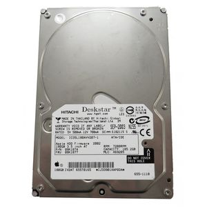 "Hitachi Deskstar IC35L180AVV207-1 185.2GB IDE 3.5"" Desktop Hard Drive"