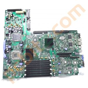 Dell Poweredge 1950 Server Board With Steel Board Chassis NK937
