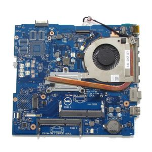 Dell Vostro 3558 Motherboard Intel i3-5005u @ 2.00Ghz Heatsink and Fan