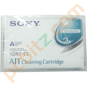 Sony SDX1-CL AIT Cleaning Cartridge For AIT 1, 2, 3 NEW SEALED