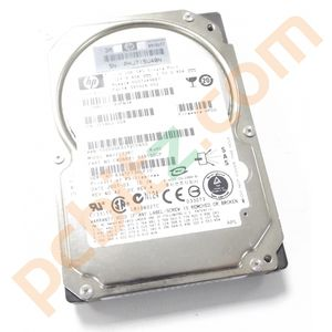 "HP DG072A9BB7 395924-002 MAY2073RC 72GB 10K SAS 2.5"" Hard Drive No Caddy"