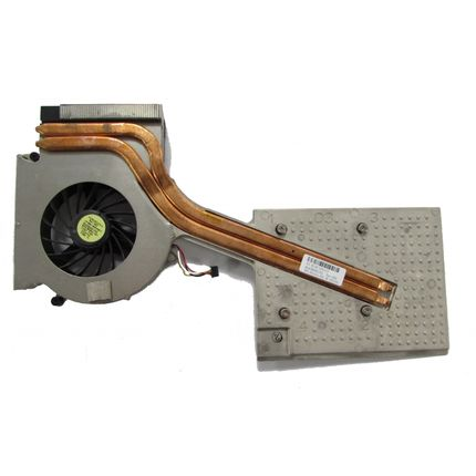 HP 8760W Workstation nVidia GPU Heatsink and Fan 652544-001
