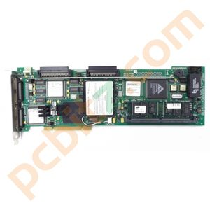 AMI Series 438 rev B6 SCSI Raid Card With Battery
