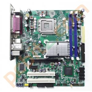 Intel DG41TY LGA775 Motherboard With BP
