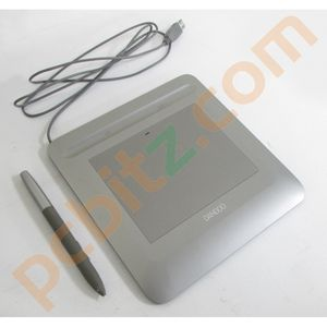 Wacom Bamboo One with Stylus USB graphics tablet