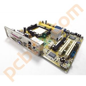 Asus M2V-TVM/V-M2V890/DP_MB Rev 1.01G Socket AM2 Motherboard With BP